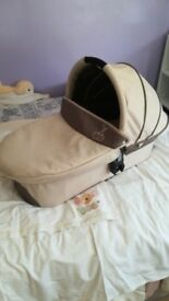Icandy cherry fudge carrycot