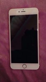 Apple I phone 6 S Plus Rose Gold