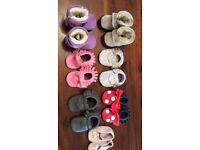 Baby girl shoes and boots