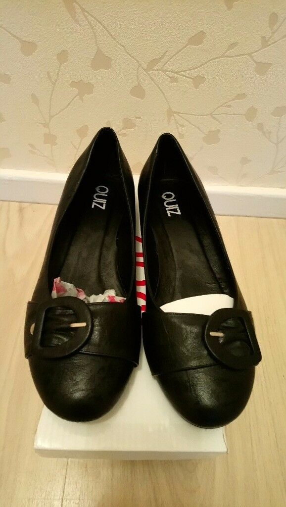 Brand new! Size 4 pumps from Quiz. I have many other items for sale too.