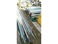 Assorted Scaffold tubing Approx 1100ft