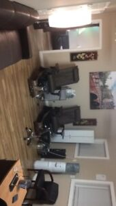 SPA PEDICURE MASSAGING CHAIR AND OTHER SALOON EQUIPMENT
