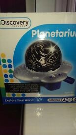 Discovery Channel Planetarium