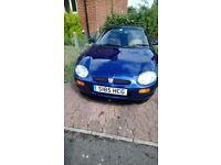 MGTF car