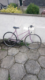 List of vintage classic bikes all in working order starting from £40 per bike
