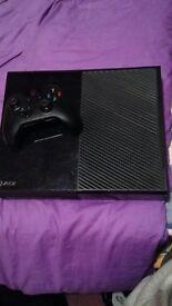 Xbox one 500gb original box