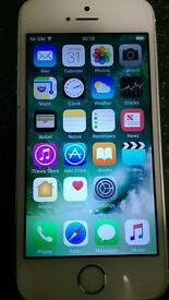iPhone 5S very goood condition O2/Giff Gaff