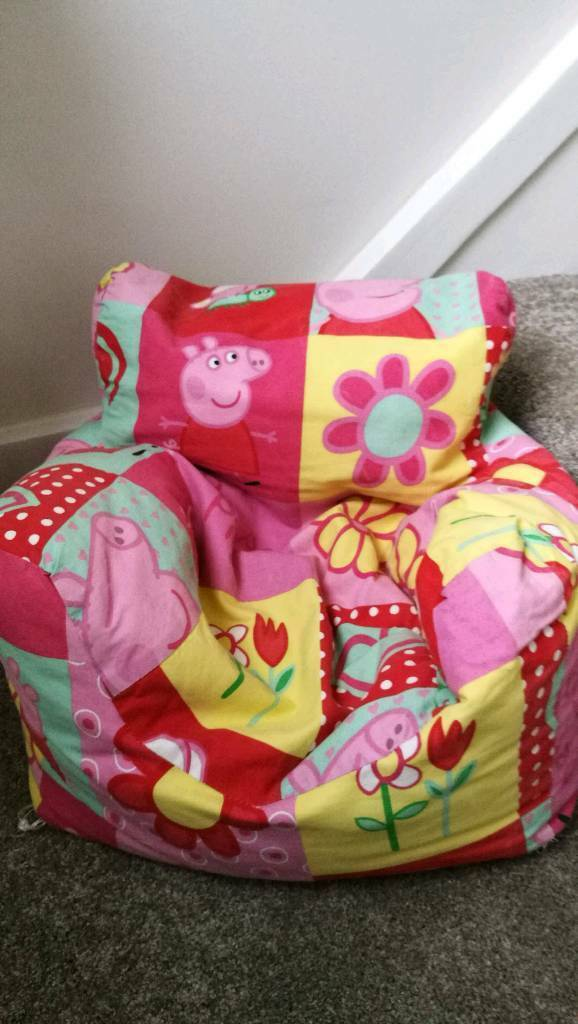 Peppa Pig Bean Bag Chair In Swansea Gumtree