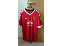 Genuine Manchester United jersey top
