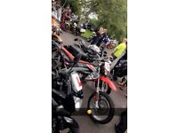 Aprilia SX50 2009 (Restricted Or De-Restricted) Plus rebuild with proof
