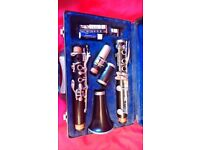 Buffet-Crampon E11 wooden Bb clarinet