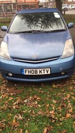 TOYOTA PRIUS 2008 UBER READY HIGH MILES BUT GOOD CONDITION