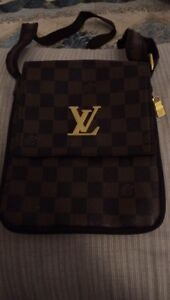 Louis Vuitton Bag & Belt