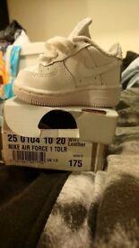 Nike air Force size uk 1.5