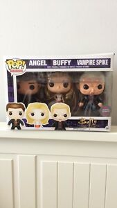 Pop vinyl figures buffy