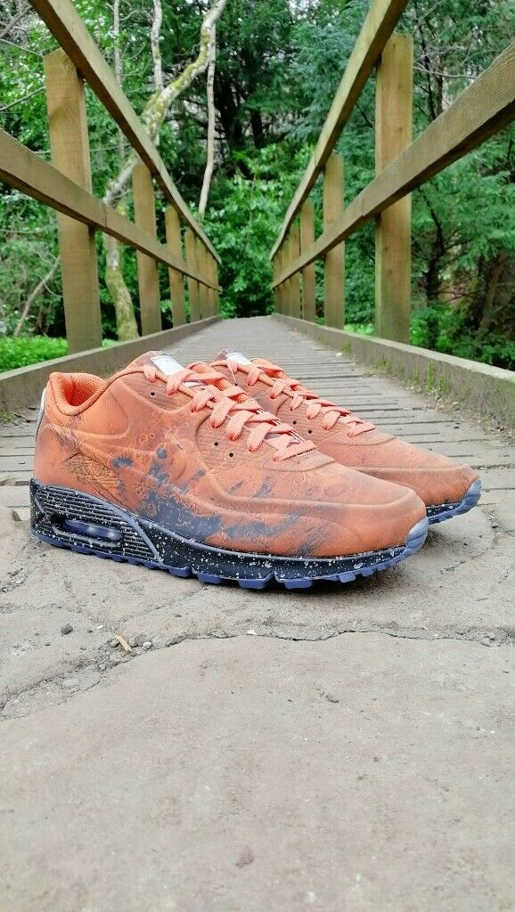 official photos 2c134 6990b Nike Air Max 90 Mars Landing (2019) UK10
