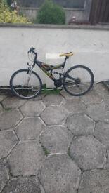 Very Nice Mantius Universal Bike Like New Needs Nothing £50...