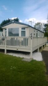 Caravan for hire in Seton Sands, Monday to Friday, Sleeps 4