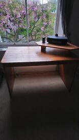 Office desk great condition wooden