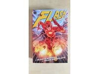 Flash Omnibus by Francis Manapul and Brian Buccellato.