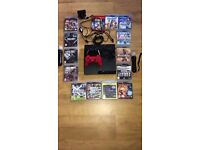 ps3 320GB with 16 games