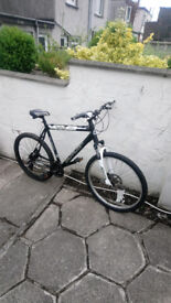 Claud and butler hardtail bike in lovely order just serviced £80