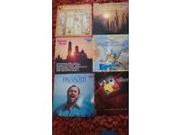 collection classical records / vinyl in excellent condition