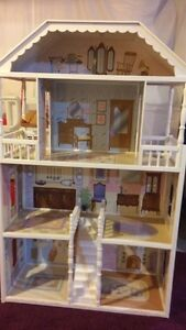 4 Tier Doll House