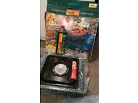 camping gas stove new in a box