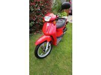 Honda SH50 Scooter Moped
