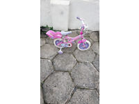 List Of Kids Boys and Girls Bicycles all working £5 pounds per bike