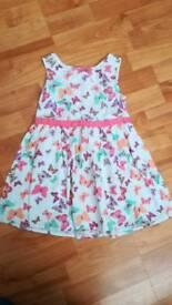Girls 3-4years dress bundle
