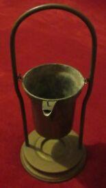 Brass Hearth Fireplace Decrotive Item