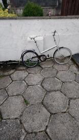 vintage bike in mint order Needing Nothing Perfect Working Order £40...