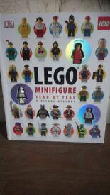 Lego Books Bundle with mini figs