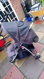 Babystart pushchair