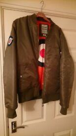 Lambretta Flight jacket