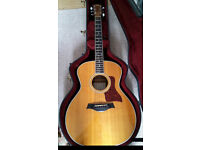 Taylor 414 Grand Auditorium Acoustic Guitar with Hard Case