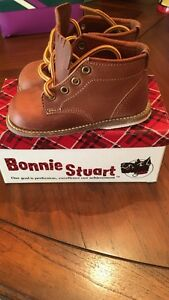 Vintage NEW Bonnie Stuart Baby's First Walking Shoes