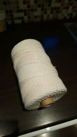 String.Polypropylene twine.