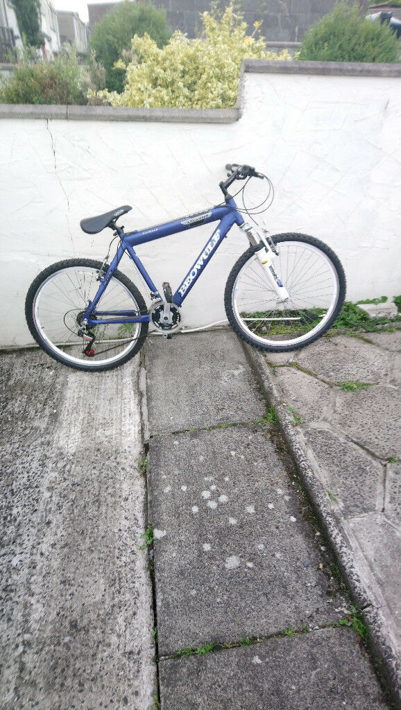 Nearly Brand Bew Beowulf Hartail Bike Like New Works Perfect £70...
