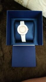 Genuine Swarovski watch with papers