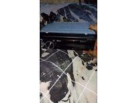 Sony car stereo 55×4