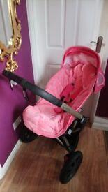 Quinny buzz travel system pushchair