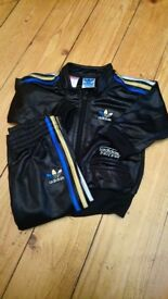Adidas Chile 62 tracksuit 6-9mths