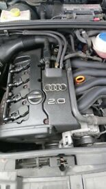 Audi A4 sline 2007 86000 miles mot march next year