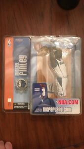 NBA Michael Finley Dallas Mavericks McFarlane Figure Series 6