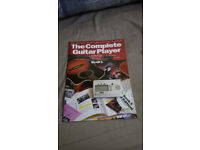 THE COMPLETE GUITAR PLAYER BOOK AND DIGITAL KORG TUNER