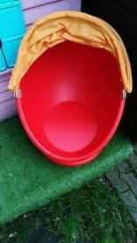 Ikea swivel kids egg chair