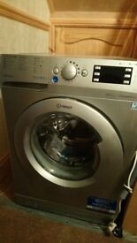 Whirlpool silver washing machine . Brand new. Never used. With full 12month manufacture warranty